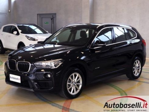 BMW X1 XDRIVE18D BUSINESS SPORTAUTOMATIC AUTOMATICO