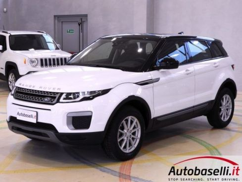 LAND ROVER Range Rover Evoque 2.0 TD4 150CV 4X4 AUTOMATICO MOD.RESTYLING