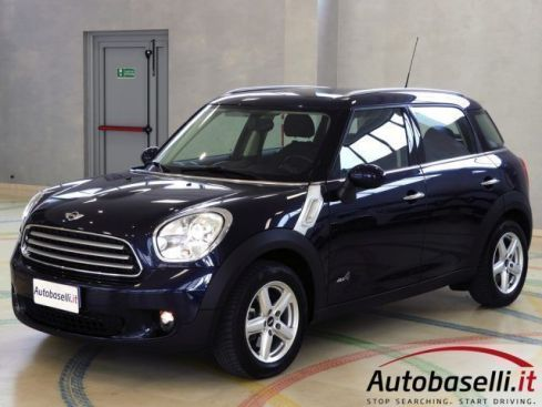 MINI Countryman ALL4 AUTOMATICA 112CV 4X4 FARI XENO, UNICO PROP