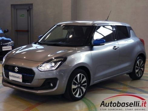 SUZUKI Swift 1.2HYBRID TOP BENZ/ELETT NAVIGATORE, FARI FULL LED