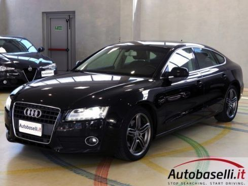 AUDI A5 SPORTBACK 2.0TDI 143cv ADVANCED MULTITRONIC