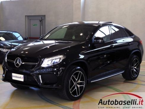 MERCEDES-BENZ GLE 350 COUPE' 350D 4MATIC PREMIUM PLUS AMG 258CV 9GTRONIC