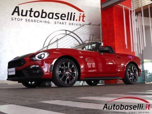 ABARTH 124 Spider SPIDER 1.4 TURBO MULTIAIR 170CV PACK VISIBILITY