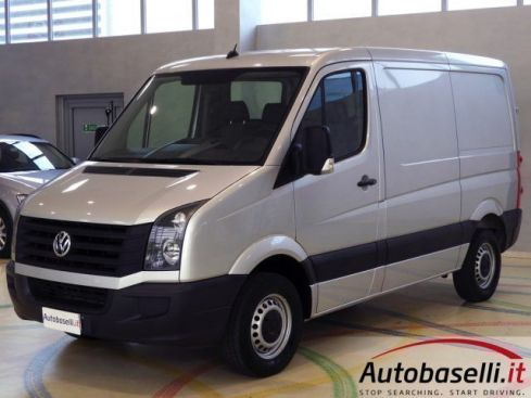 VOLKSWAGEN Crafter KOMBI 2.0 TDI PC-TN 136CV UNICO PROPRIETARIO