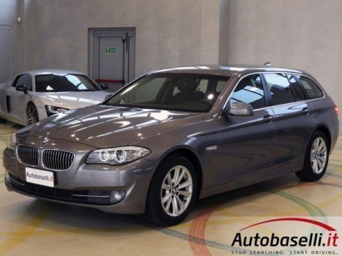 BMW 520 D 184CV TOURING BUSINESS AUTOMATICA NAVIGATORE