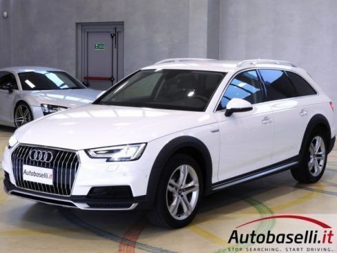 AUDI A4 Allroad QUATTRO 2.0TDI 163CV BUSINESS EVOLUTION S TRONIC