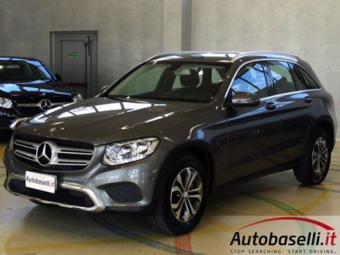MERCEDES-BENZ GLC 220 D 170CV 4MATIC AUTOMATICA 9G LED