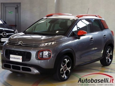 CITROEN C3 Aircross 1.5 BLUEHDI SHINE LED BLUETOOTH, NAVIGATORE, KM 0