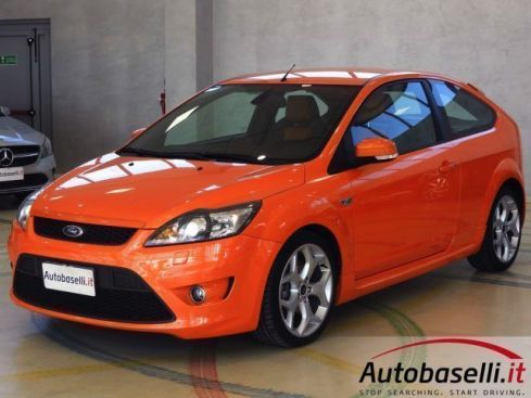 FORD Focus ST 2.5 TURBO 225CV 3 PORTE XENO CERCHI IN LEGA 18