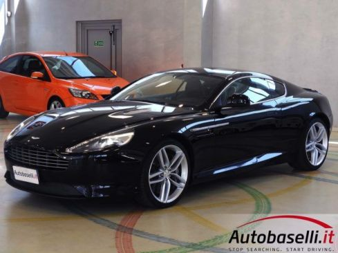 ASTON MARTIN DB9 2ªSERIE COUPÉ TOUCHTRONIC PELLE XENO LED BLUETOOTH
