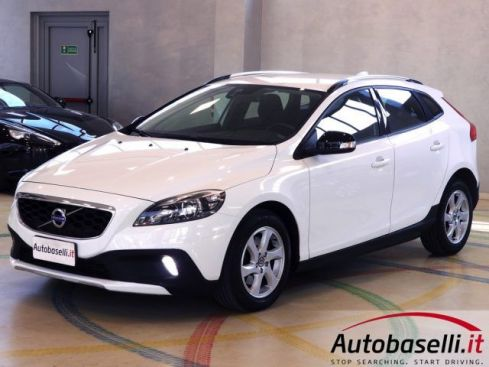 VOLVO V40 CC D2 1.6 115CV BUSINESS LED BLUETOOTH CERCHI IN LEGA
