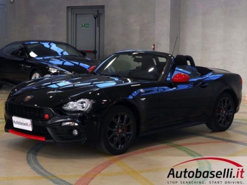 ABARTH 124 Spider 1.4 TURBO MULTIAIR 170CV PELLE UNICO PROPRIETARIO