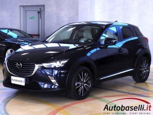 MAZDA CX-3 1.5L SKYACTIV-D 4WD EXCEED 6AT 4x4 PELLE LED