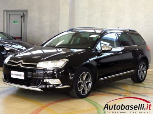CITROEN C5 CROSS-TOURER 2.0HDI AUTOM EXECUTIVE PELLE XENO LED