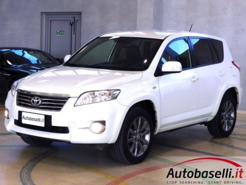 TOYOTA RAV 4 2.2 D-CAT A/T 150 CV ''EXECUTIVE'' 4X4 PELLE