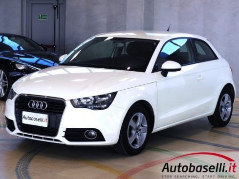 AUDI A1 1.2 TFSI ATTRACTION 86CV UNICO PROPRIETARIO