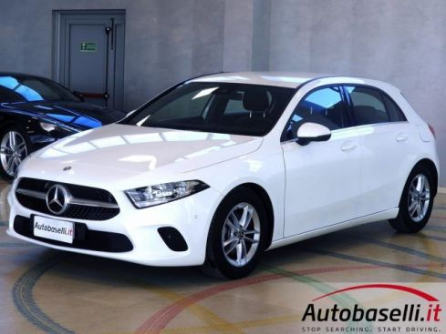 MERCEDES-BENZ A 180 D AUTO BUSINESS ''ADVANTAGE'' UNICO PROPRIETARIO