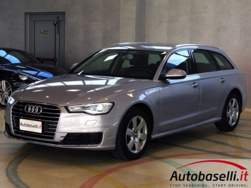 AUDI A6 SW 2.0TDI ULTRA ''BUSINESS PLUS'' 190CV PELLE LED