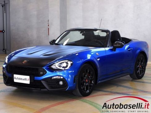 ABARTH 124 Spider 1.4 TURBO MULTIAIR 170CV TURISMO PELLE XENO LED