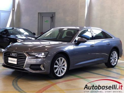 AUDI A6 NEW A6 40 2.0TDI STRONIC BUSINESS SPORT LED