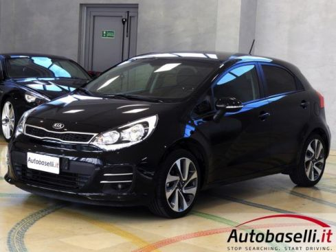 KIA Rio 1.1 DS COOL TC TT TECHNO PACK UNICO PROPRIETARIO