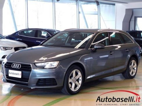 AUDI A4 SW 2.0TDI 150CV ULTRA S TRONIC BUSINESS XENO LED