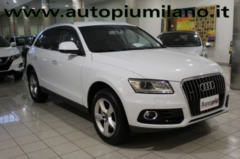 AUDI Q5 2.0 TDI 190 CV clean diesel quattro S tr. Advanced