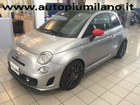 ABARTH 500 1.4 Turbo T-Jet kit Esseesse
