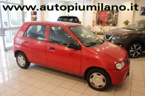 SUZUKI Alto 1.1i cat 5p. DX