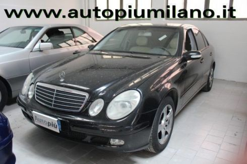 MERCEDES-BENZ E 220 CDI cat Elegance