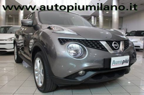 NISSAN Juke 1.5 dCi Acenta Sport Pack Connect