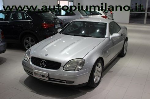 MERCEDES-BENZ SLK 200 cat Kompressor gpl