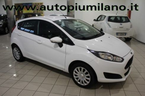 FORD Fiesta Plus 1.2 82 CV 5 porte