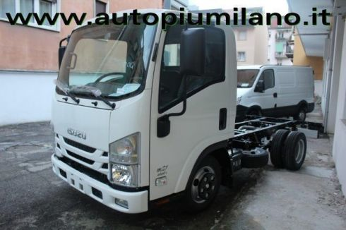 ISUZU M21 Ground E 1.9 TDI PC-RG Cabinato