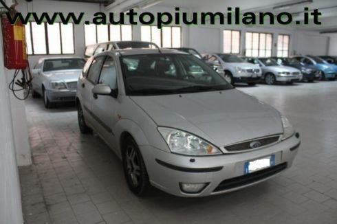 FORD Focus 1.8 TDCi (115CV) cat  Zetec