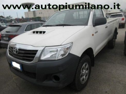 TOYOTA Hilux 2.5 D-4D 2WD 2p. Pick-up Active