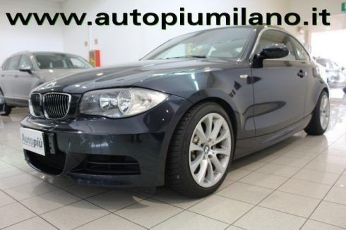 BMW 135 i Coupé Msport