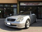 MERCEDES-BENZ SLK 200 CAT KOMPRESSOR EVO Usata 2002