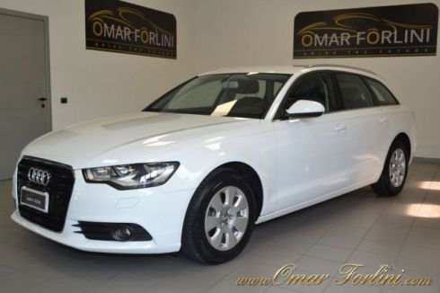 AUDI A6 AVANT 2.0TDI MULTITR.ADVANCED 177CV BARRE KM64.000