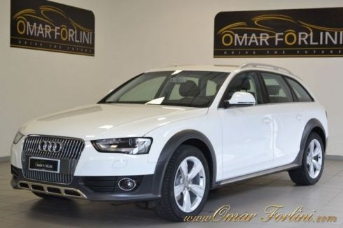 AUDI A4 ALLROAD 2.0 TDI Q.S-TR.BUSINESS PLUS FULLSCONTO31%