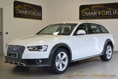 AUDI A4 Allroad 2.0 TDI Q.S-TRON.BUSINESS PLUS NAVI FULL SCONTO31%