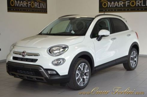 FIAT 500X OFF ROAD LOOK 1.6MJT CROSS BUSINESS PACK SCONTO26%