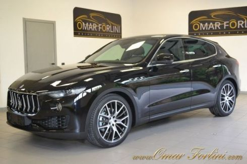 "MASERATI Levante DIESEL 3.0V6 275CV BUSINESS PACK DOP.TETTO 21""FULL"