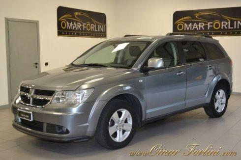 "DODGE Journey 2.0 TD SXT DPF 4X4 140CV BARRE 17"" FULL KM145.000!"