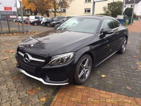 MERCEDES-BENZ C 250 d COUPE' 9G-TR.SPORT AMG DOP.TETTO FULL SCONTO15%!