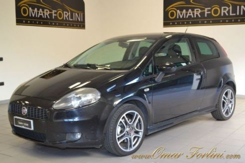 "FIAT Grande Punto 1.4 TJT DYNAMIC 120CV PACK CITY 17""FULL KM89.000!!"