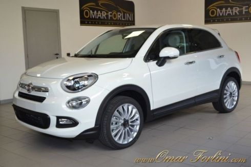 FIAT 500X CITY LOOK 1.6 MJET 120CV LOUNGE NAVI FULLSCONTO28%