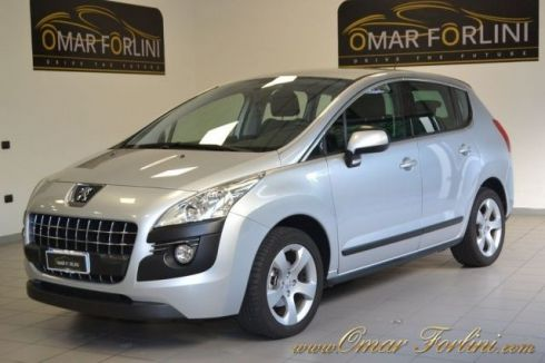 "PEUGEOT 3008 1.6 HDI BUSINESS FAP 109CV AUTO 17""FULL KM109.000!"