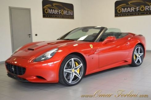 FERRARI California DCT FRENI CARBO SED.DAYT.CARBON CAM FULL KM59.000!