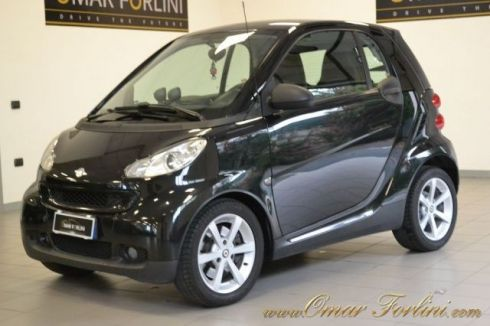 SMART ForTwo 1.0 MHD PASSION 71CV AUT.F1 TETTO MISTO PELLE FULL